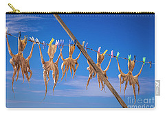 Carry-all Pouch featuring the photograph Crete by Milena Boeva