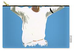 Cristiano Ronaldo Carry-all Pouch by Semih Yurdabak