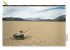 Death Valley Racetrack Carry-all Pouch