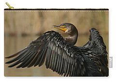 Carry-all Pouch featuring the photograph Drying Out by Fraida Gutovich