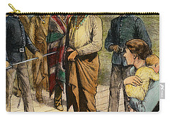 Geronimo (1829-1909) Carry-all Pouch by Granger