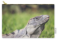 Iguana Carry-all Pouch