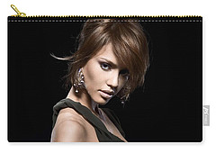 Jessica Alba Carry-all Pouch