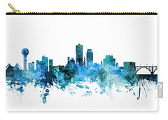 Knoxville Tennessee Skyline Carry-all Pouch