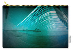 6 Month Exposure Of Eastbourne Pier Carry-all Pouch