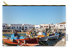Mykonos / Greece Carry-all Pouch