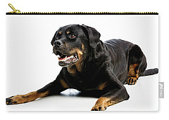 Rottweiler Dog Carry-all Pouch
