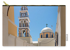 Santorini - Greece Carry-all Pouch