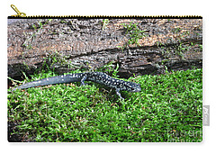 Slimy Salamander Carry-all Pouch