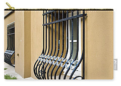 Window Bars Carry-all Pouch