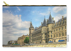 Yury Bashkin Paris Carry-all Pouch