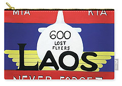 600 Lost Flyers Carry-all Pouch