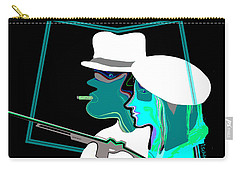 694 Bonnie A. Clyde  A Carry-all Pouch