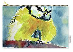 Bird Carry-all Pouch by Kovacs Anna Brigitta