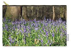 Bluebells At Banstead Wood Surrey Uk Carry-all Pouch