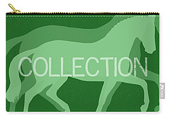 Collection Negative Carry-all Pouch
