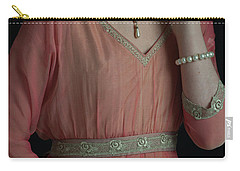 Edwardian Woman  Carry-all Pouch