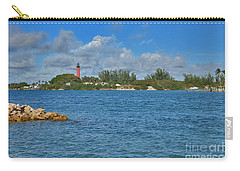 7- Jupiter Lighthouse Carry-all Pouch