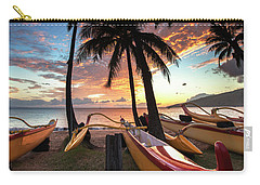 Kihei Canoes Carry-all Pouch