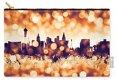 Las Vegas Nevada Skyline Carry-all Pouch