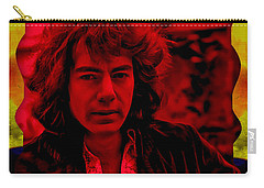 Neil Diamond Collection Carry-all Pouch by Marvin Blaine