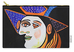 Picasso By Nora Carry-all Pouch