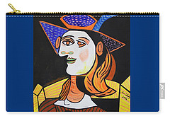 Hair Net  Picasso Carry-all Pouch