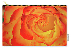 Rose Beauty Carry-all Pouch