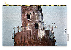Sharps Island Lighthouse Carry-all Pouch