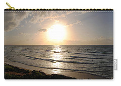 Sunset At Jaffa Beach 10 Carry-all Pouch