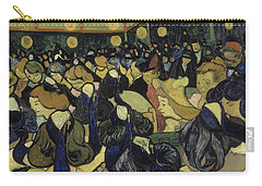 The Dance Hall In Arles Carry-all Pouch