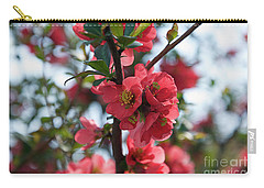 Tree Blossoms Carry-all Pouch by Elvira Ladocki