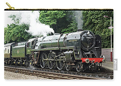 70013 Oliver Cromwell At Leicester Carry-all Pouch