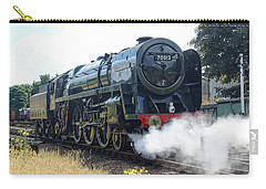 70013 Oliver Cromwell At Loughborough Carry-all Pouch