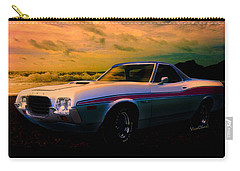 72 Ford Ranchero By The Sea Carry-all Pouch
