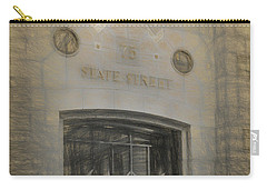 75 State Street Carry-all Pouch