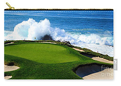 7th Hole - Pebble Beach  Carry-all Pouch