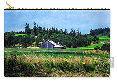 Barns In Pacific Northwest Carry-all Pouch