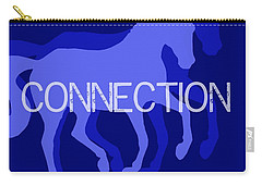 Connection Negative Carry-all Pouch