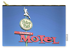 Remnants Of Vintage Vegas Carry-all Pouch