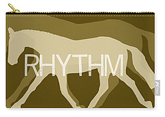 Rhythm Negative Carry-all Pouch