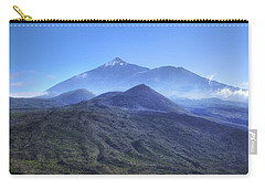 Tenerife - Mount Teide Carry-all Pouch by Joana Kruse