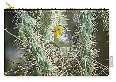 Verdin Carry-all Pouch by Tam Ryan