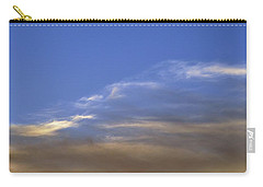 Carry-all Pouch featuring the photograph 8.45.20 Pm Two  by Lyle Crump