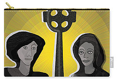 863 - Celtic Couple A Carry-all Pouch