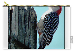 #8670 Woodpecker Carry-all Pouch