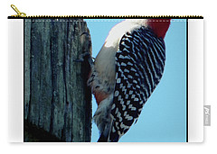 #8671 Woodpecker Carry-all Pouch