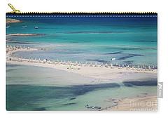 Crete Carry-all Pouch by Milena Boeva