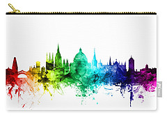 Oxford England Skyline Carry-all Pouch by Michael Tompsett