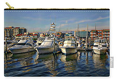 Pensacola Bay Carry-all Pouch